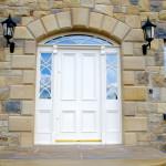 Donegal Sandstone Polished Door Surround And Steps