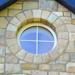 Round Window Detail