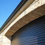 Free Standing Arch Over Garage Door