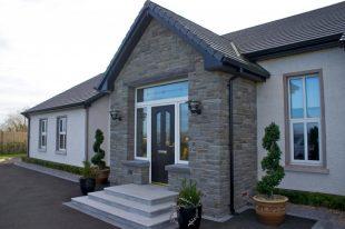 90% Portlaoise Stone & 10% Liscannor Stone