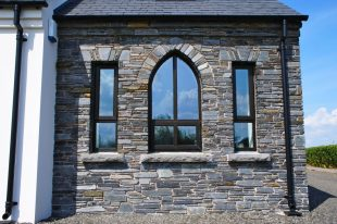 Donegal Slate With Gothic Arches
