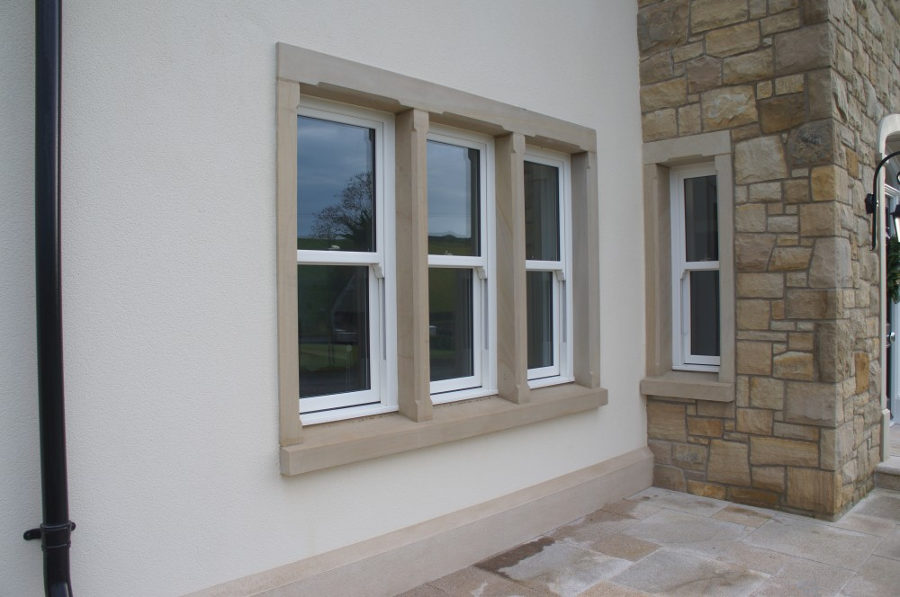 90 Donegal Amp 10 Omagh Sandstone With Sandstone Window