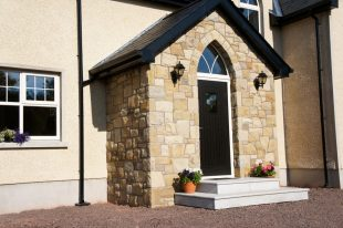 Mix Of 60% Donegal, 30% Omagh And 10% Blue Centred Sandstone