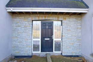 Quartzite Porch