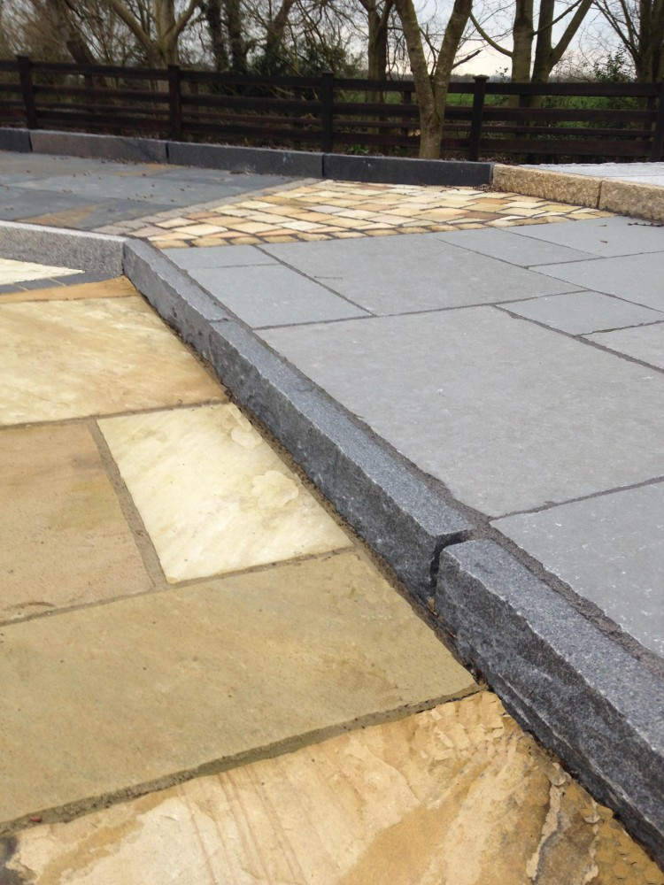 Blue Granite Kerbs Coolestone Stone Importers Suppliers Masonry Tyrone Northern Ireland