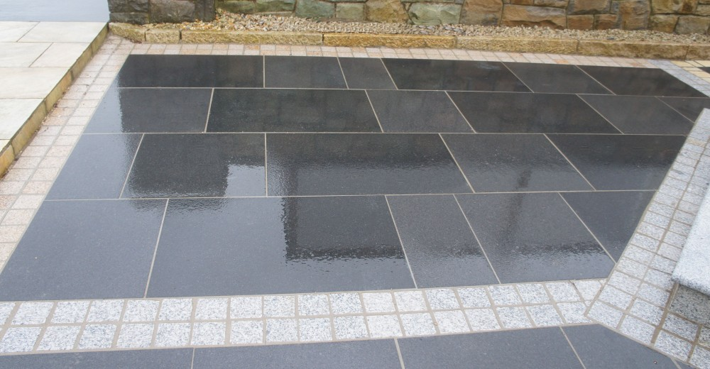 Black Granite Paving Coolestone Stone Importers