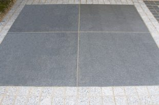 Blue Granite Paving 1000 X 1000