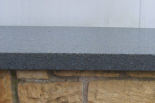 Blue Granite Wall Copings