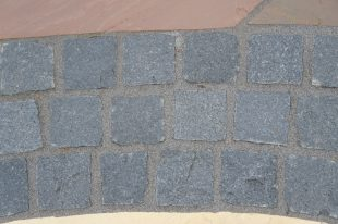 Blue Granite Cobbles Split Face