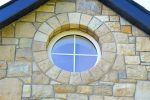 Round Window Detail