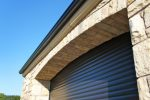 Free Standing Arch Over Garage Door