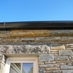 Donegal Slate Tiered Corbel Detail