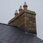 Made To Measure Double Layered Chimney Coping