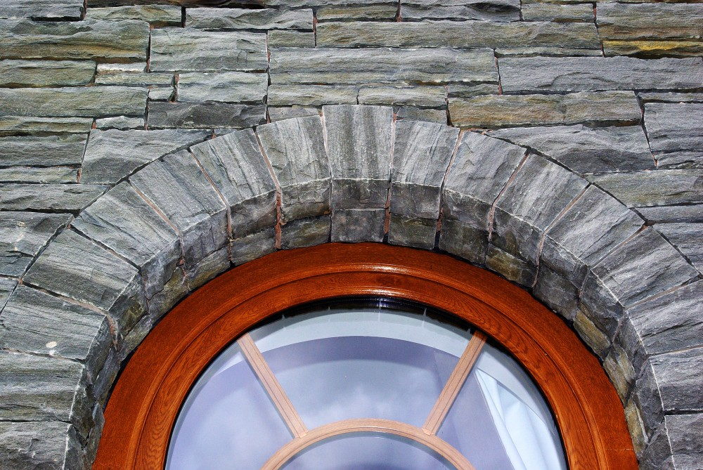 Dry Built Liscannor Stone Coolestone Stone Importers