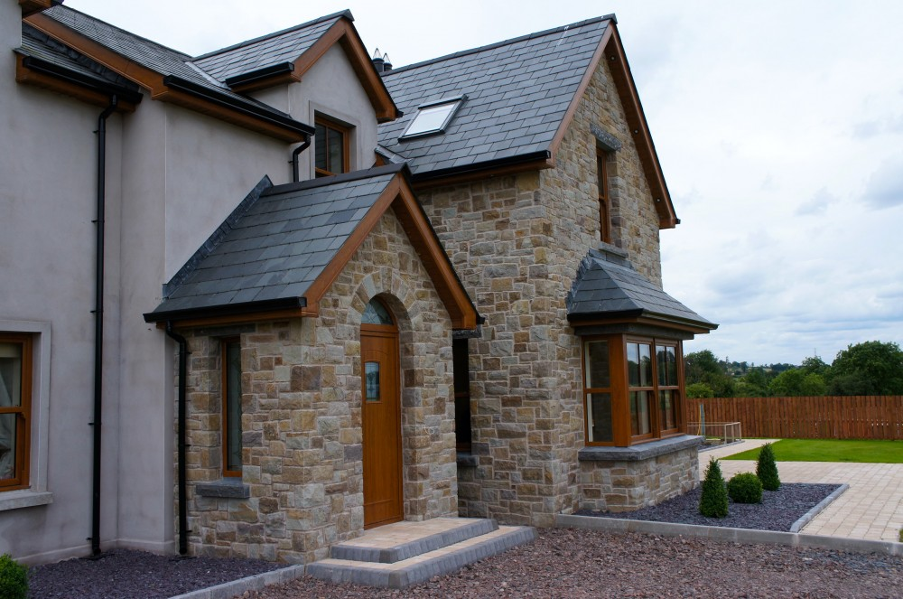 Tipperary Brown sandstone & Tipperary blue sandstone mix