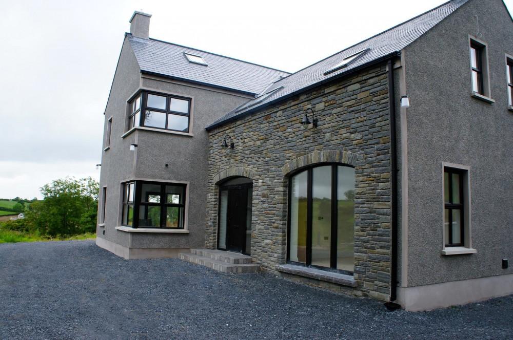 50% Liscannor & 50% Portlaoise Sandstone