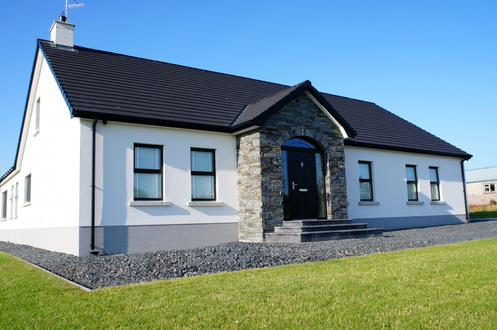 Donegal Slate porch