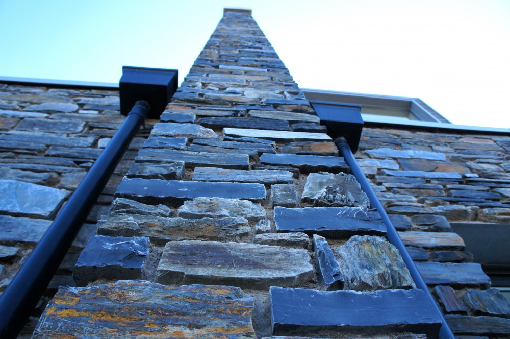 Donegal Slate quoin detail to corners