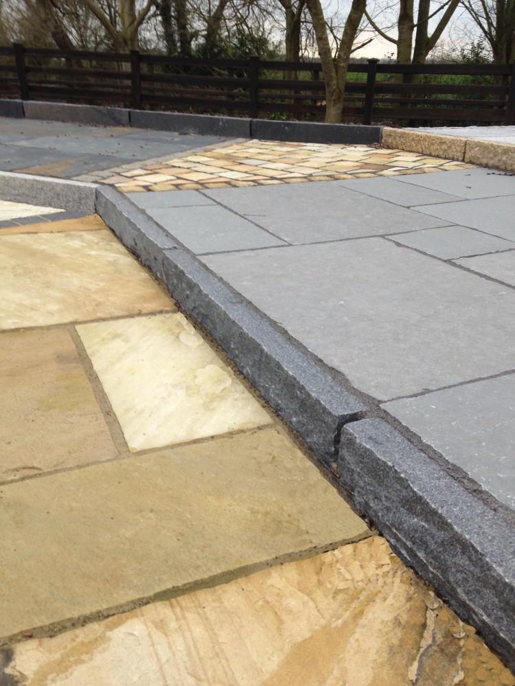Blue Granite Kerbs - Coolestone Stone Importers Suppliers ...