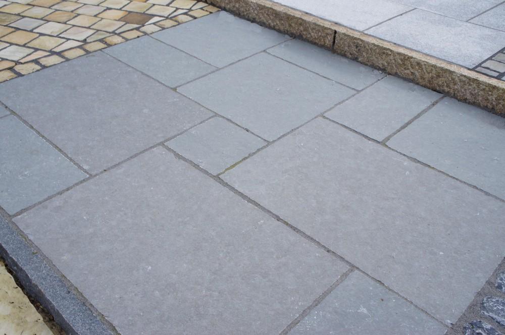 Grey Limestone Paving Coolestone Stone Importers