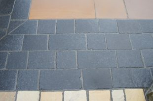 Black Limestone Tumbled Cobbles
