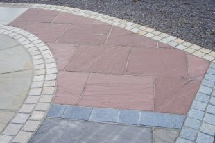 Mandana Red Paving