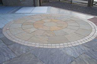 Raj Blend Circle