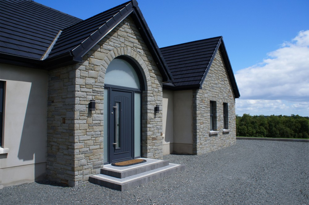 Portlaoise Sandstone With 10% Liscannor Sandstone