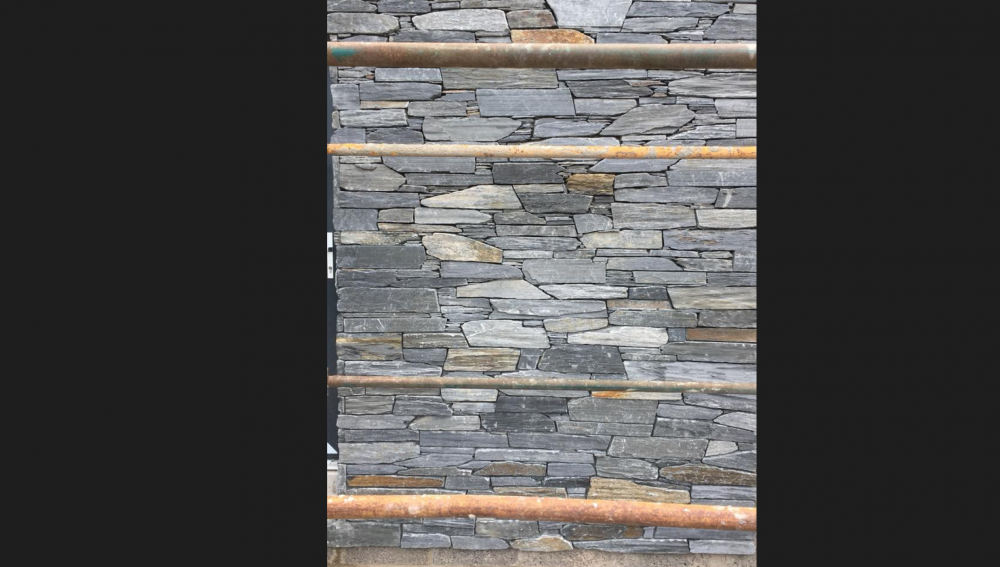 Donegal Slate CooleClad 30mm 80% Blue & 20% Brown