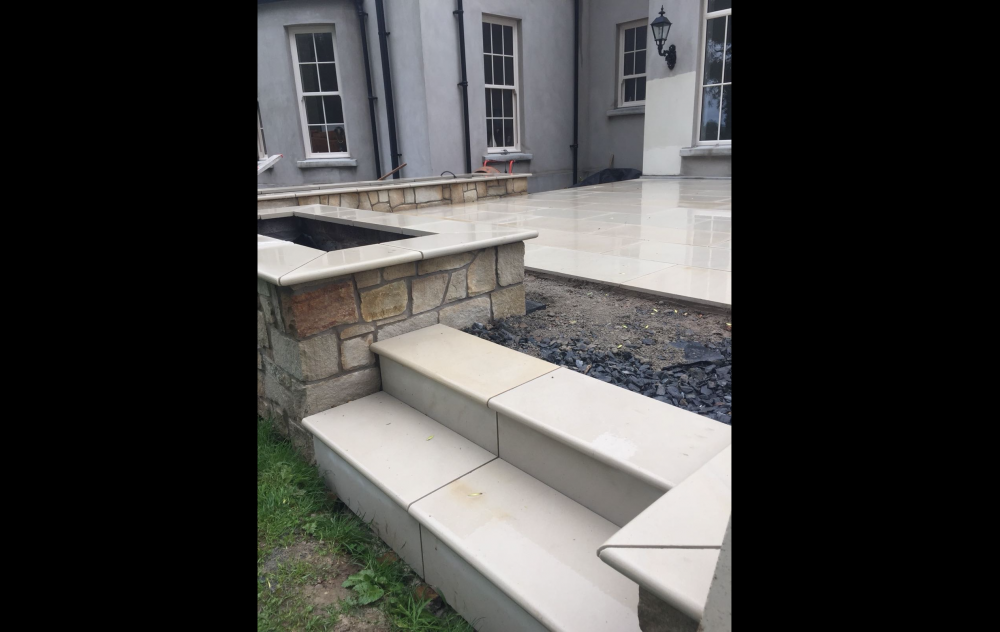 30mm CooleClad Donegal Sandstone